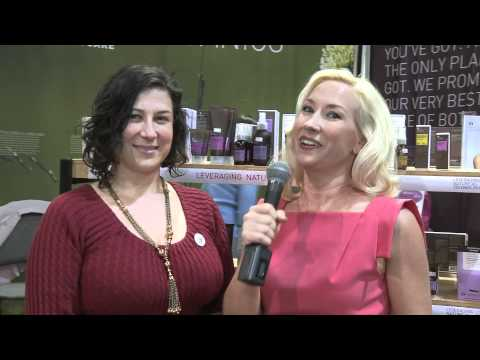 Pangea Organics at the Natural Products Expo West