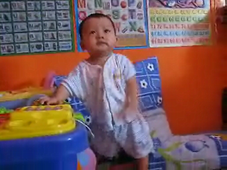 8 months see ABC song