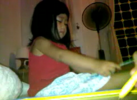 Anda tells Dora story