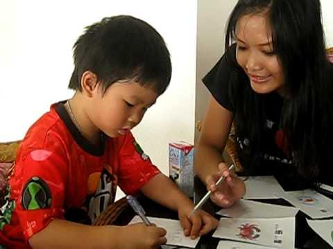 เมื่อเด็กสองภาษา เริ่มเรียนภาษาที่สาม
