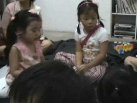 เวิร์กช็อปเด็กสองภาษา 101 รุ่น 5