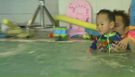 แชร์ประสบการณ์ว่ายน้ำเด็ก
