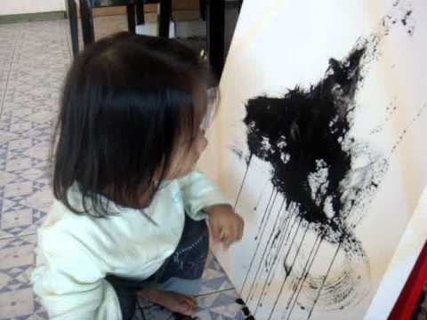 2years old kids art 2