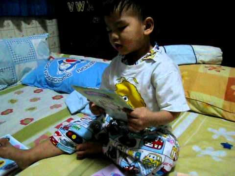 Little MK boy : )