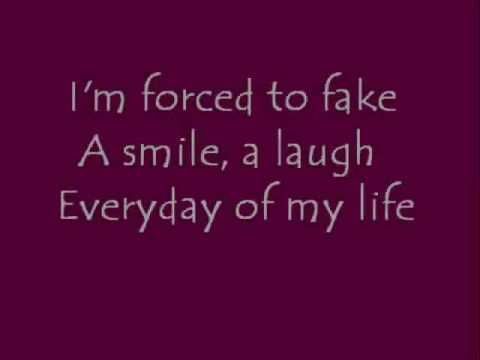 Kelly Clarkson - Because of You (lyrics)