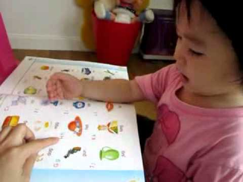 Phonics with Ferngy 1.5 years old