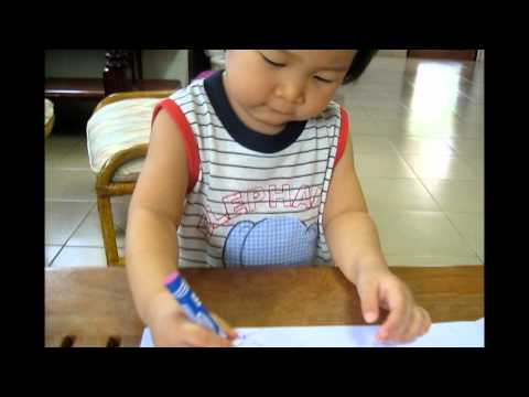 Kaopoon learning colors & numbers 1.4 -1.5yrs