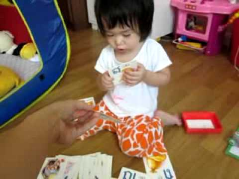 Ferngy can read กขค. Ferngy@1.6 yrs
