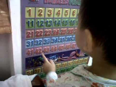 ดานิชนับเลข 1-100 ชิว ชิว