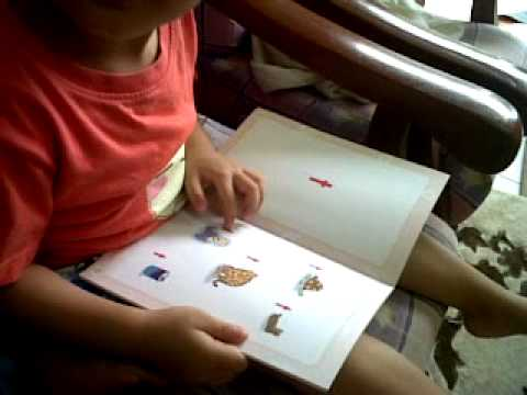 Danish with phonics book