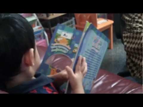 น้องบุ๋นอ่านหนังสือ Phonics