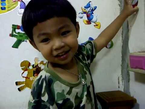 "Little Hung-Lay says ""No"" !! (ฮังเล 2.6y)"