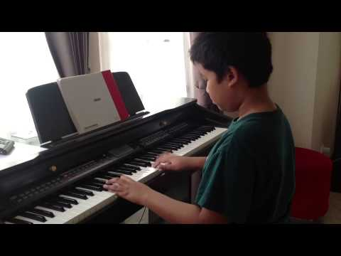 Baby - Justin Bieber (Keyboard Cover Basic)