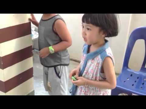 น้องนโมเด็กสองภาษา3y10m