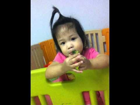 หลอกเด็กคิกก้ากินผัก ง่ายมาก