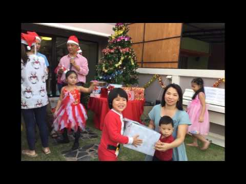 Lamphun Play Group & Christmas Party 2016