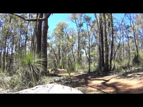 New and improved Lancaster trail, Kalamunda Circuit