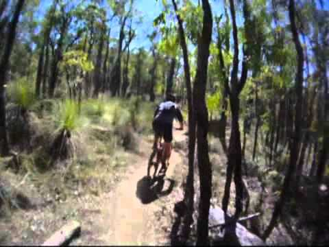Mtb in Kalamunda.wmv
