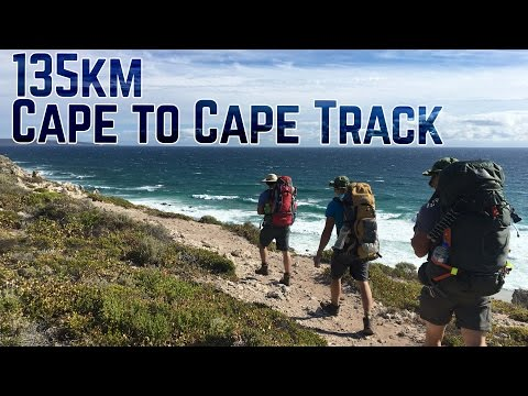 The 135km Cape to Cape Track, WA
