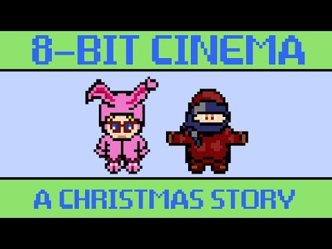 A Christmas Story - 8 Bit Cinema