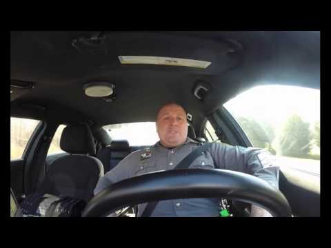 Dover Police DashCam Confessional (Shake it Off edition)