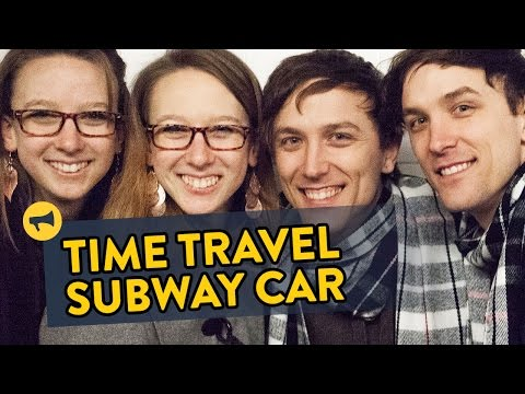 Time Travel Subway Car