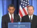 President-elect Obama announces economic team