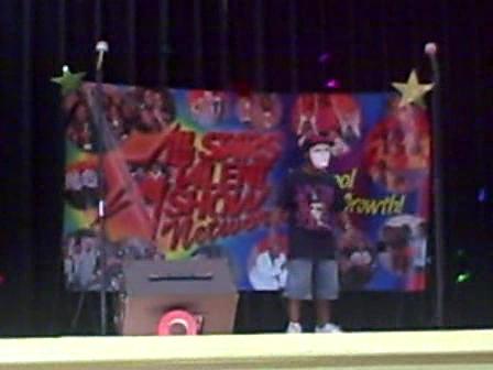 10-Tay-J Talent Show 2008