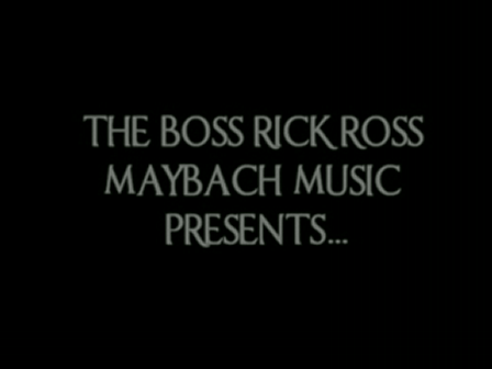 RICK ROSS - MAFIA MUSIC (The Answer)