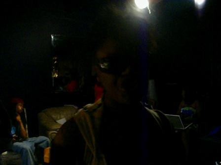 Venom of Hood Hard reppin DJ Tina V!