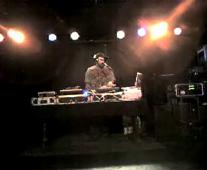 """""""M.C. WAR FLATTOP AT  THE """"LYRICAL FUSION  SOUTHPAW"""" VIDEO TAPEING THA SHOW Pt.9"""