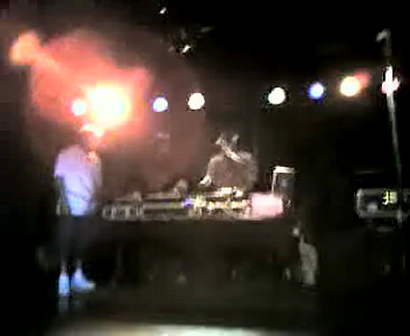 """M.C. WAR FLATTOP"" AT THE ""LYRICAL FUSION SOUTHPAW"" VIDEO TAPEING THA SHOW Pt13"