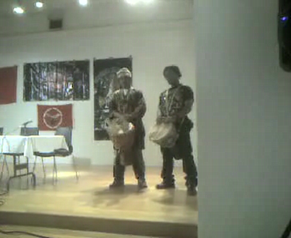 """ZULUS NATIONS"" MEETING OF THE MINDZ PARLISMENT Pt.1"