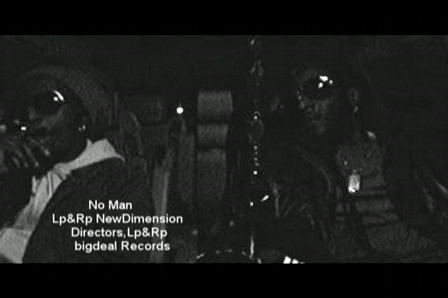 No! Man Lp&Rp NewDimension