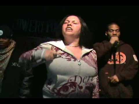 All I KNOW IS PAIN/CAN'T LOSE-A.D THEGENERAL & GIFTED(N.A.N)LIVE @BOWERY POETRY LOUNGE