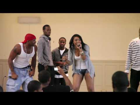 Rapping in Spanish - NY School Tour