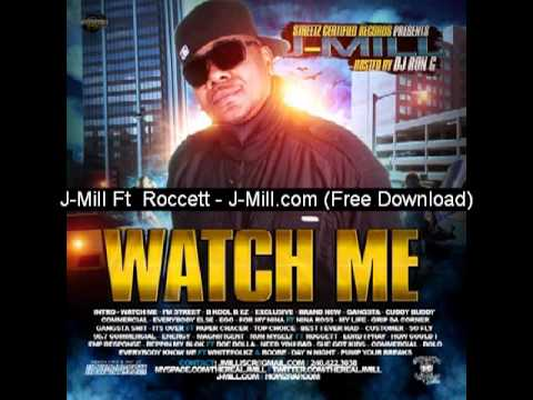 J-Mill - Run Myself Ft Roccett (Young Jeezy's USDA Member)