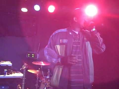 J Mill Performs live at Sonar in Baltimore