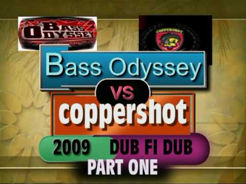 BASS ODYSSEY VS COPPERSHOT @ GUINNESS SOUNDS OF GREATNESS COMPETITION 2009