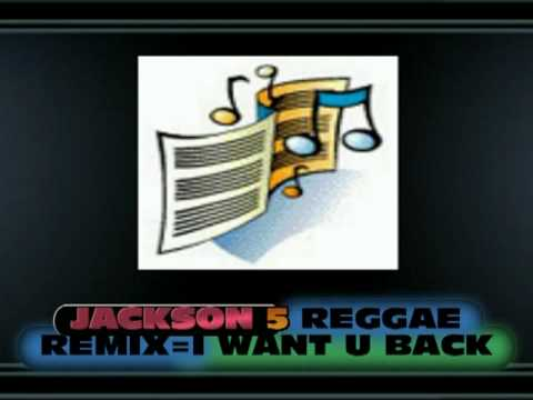JACKSON 5 DANCEHALL 2010 REMIX=I WANT YOU BACK=KARL RANKS(RANKSMASTER)