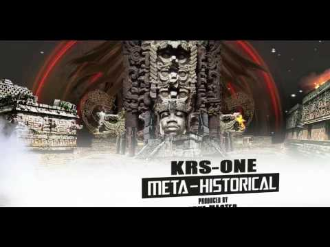 "Tru Master & KRS-1 ""Meta Historical"" album produced by True Master of Wu Tang"