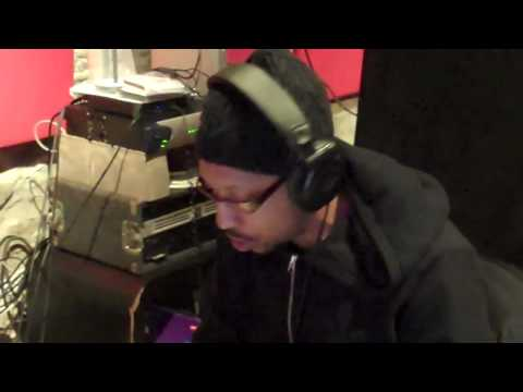 "In The Vision - ""Ruby Hornet's Closed Session Teaser"" Feat. DJ Babu, GLC, Rhymefest & Adad"