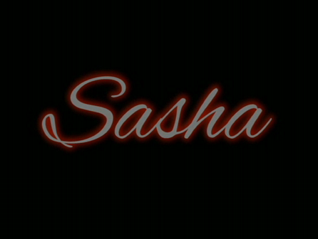 Sasha The Incredible