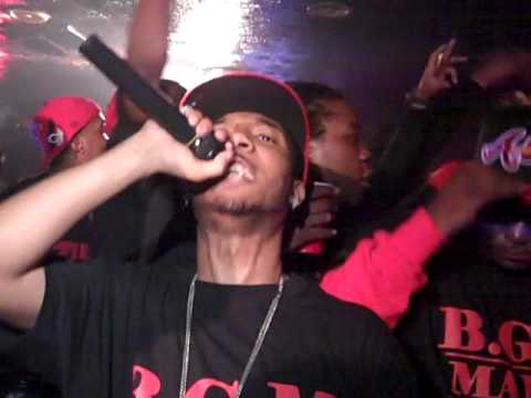 Alley Boy, Eldorado Red, Roscoe Dash Live at Fusion in Montgomery, AL