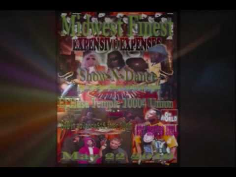 Midwest Finest Show promo May 22 2010 Cleveland OH