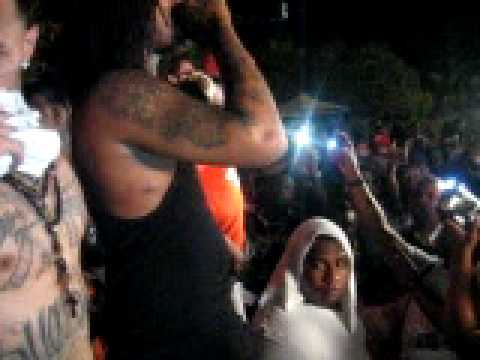 rick hussell TV , WOCKA FLOCKA IN KISSIMEE FLORIDA CORE DJ RETREAT