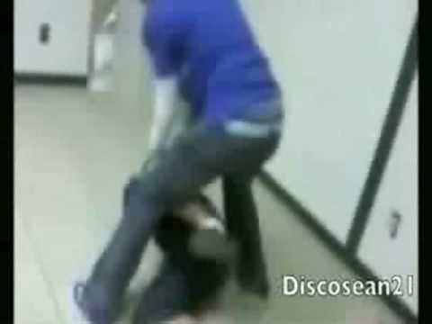 HOUSTON TEACHER BEATS UP STUDENT (SOUNDTRACK INCLUDED)