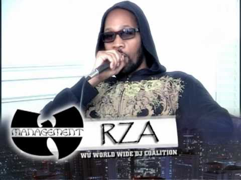 Rza Wu World Wide DJ Coalition & Wu Tang Management