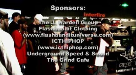 Cash Hollistah Presents The Cypher Show Ep 3