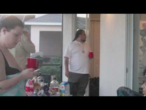 MDOT TV @FRENCH MONTANA PUTS HENNY IN THE WATERGUN